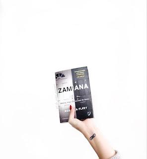 "#52 Rebecca Fleet ""Zamiana"""