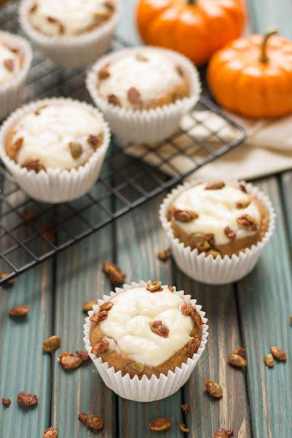 pumpkin spice cream cheese muffin recipe