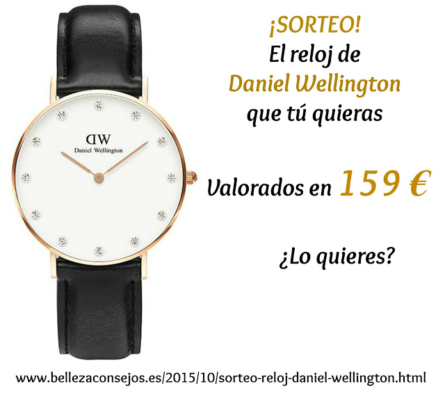 sorteo reloj dw