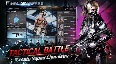 Final Warfare (Released) Update Terbaru 2018