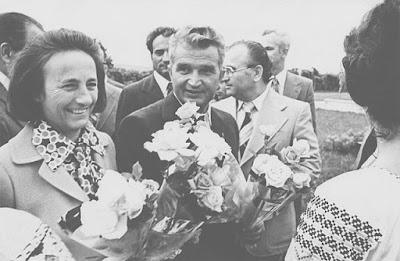 Νικολάε και Έλενα Τσαουσέσκου