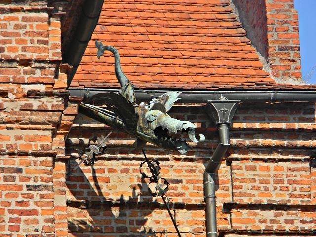 kościół, Wieleń Zaobrzański, dach, zabytek