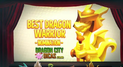 Premiação dos Dragões dos Filmes - Dragões Guerreiros!