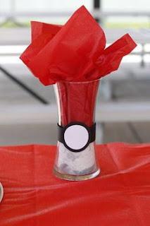decoração aniversário Pokemon