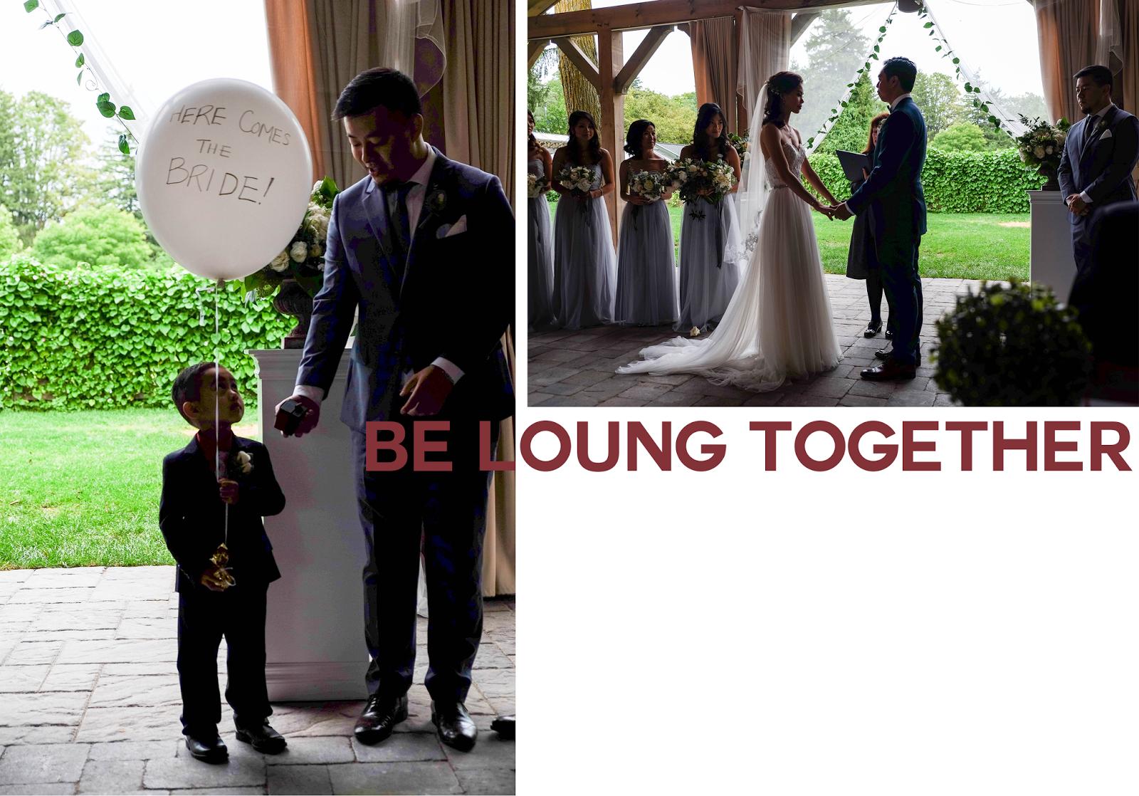 Wedding Attire | J + L Special Day | Sammy Huynn