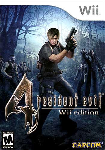 Neko Random: Things I Like: Resident Evil 4: Wii Edition