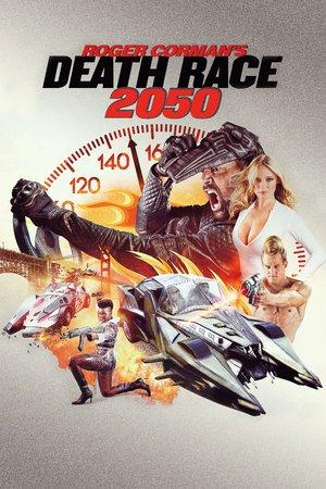 Poster Death Race 2050 2017