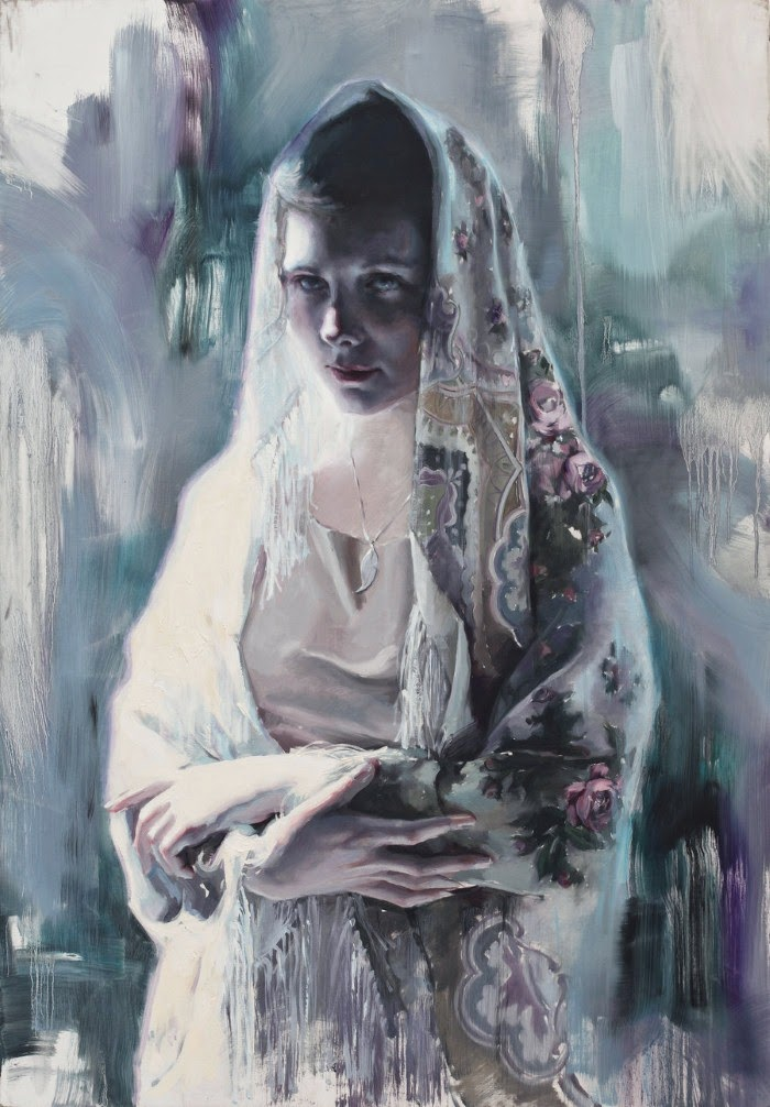 Фигуративная живопись. Ivan Alifan
