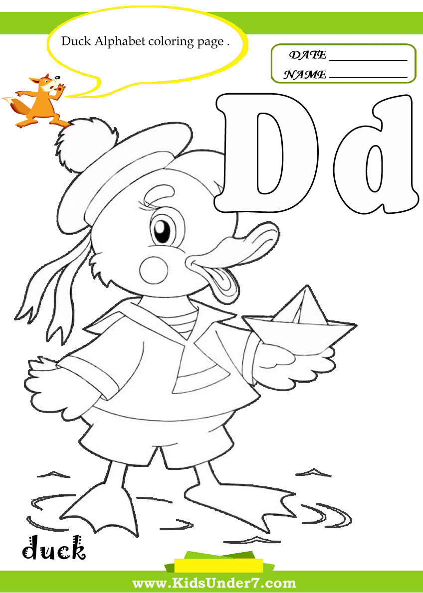 duck coloring pages for preschoolers thousand of the best printable coloring pages for kids. Black Bedroom Furniture Sets. Home Design Ideas