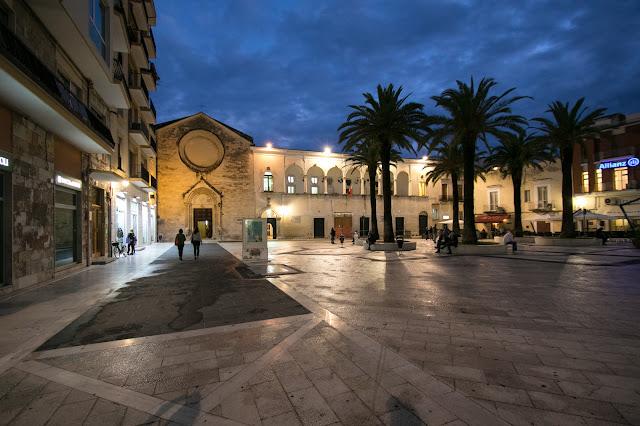 Piazza del Comune-Manfredonia