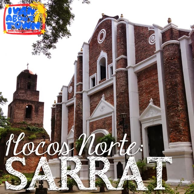 Santa Monica Church, Sarrat, Ilocos Norte