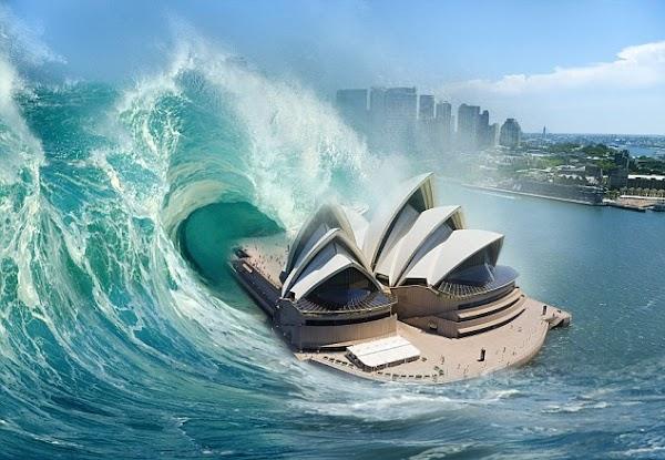 Expertos Temen Que En cualquier momento Puede Aver Un Terremoto En Australia.
