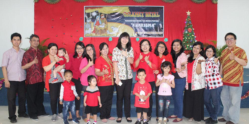Natal Pertum KB - TK Kristen Kalam Kudus Surakarta 2018