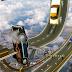 تحميل لعبة محاكاه الشحانات Racing Car Stunts On Impossible Tracks للمسارات الخطيرة اخر اصدار