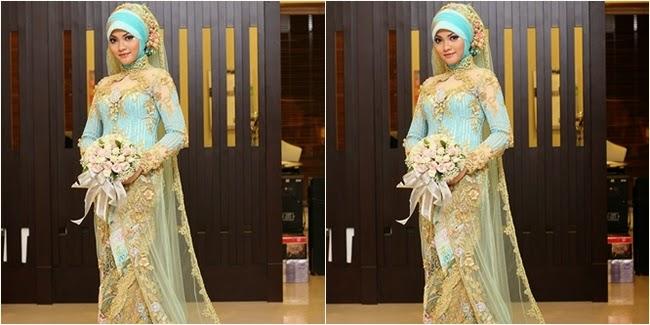 Contoh Kebaya Hijab Yang Cantik Dan Modis