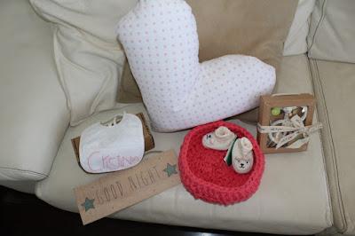 regalo kit bebe niña DIY