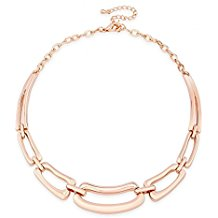 Park Lane Rose Gold plated Elegant Chain Link Necklace