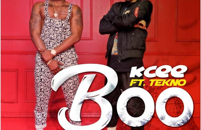 Music: Kcee - Boo ft. Tekno