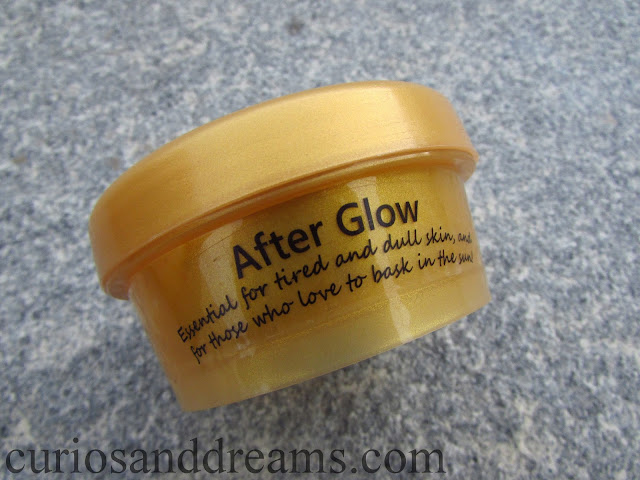 Sand For Soapaholics review, Sand For Soapaholics Afterglow review