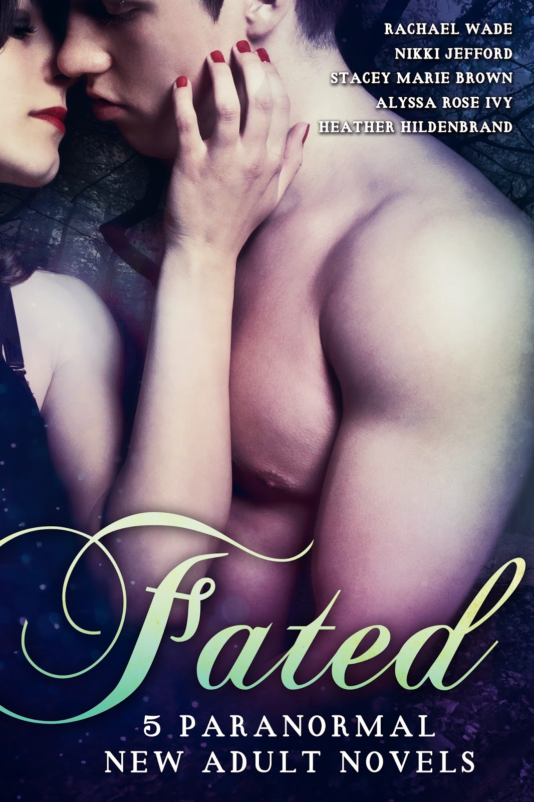 Cover Reveal: Fated *Giveaway*