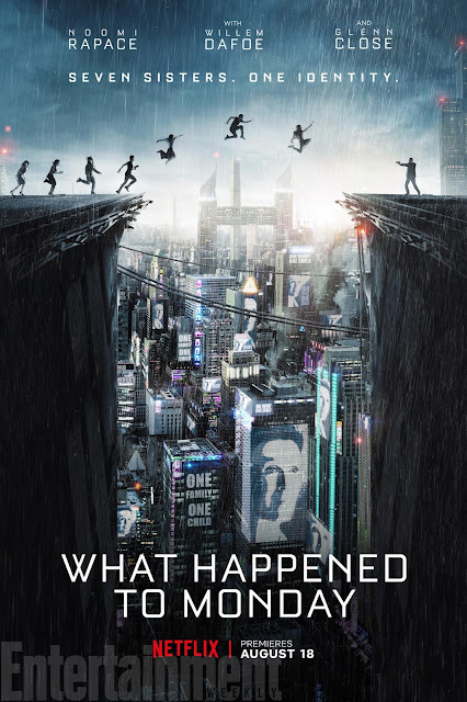 What Happened to Monday (2017) ταινιες online seires xrysoi greek subs
