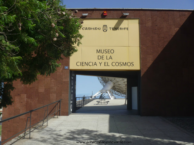 Museo de la Ciencia y el Cosmos