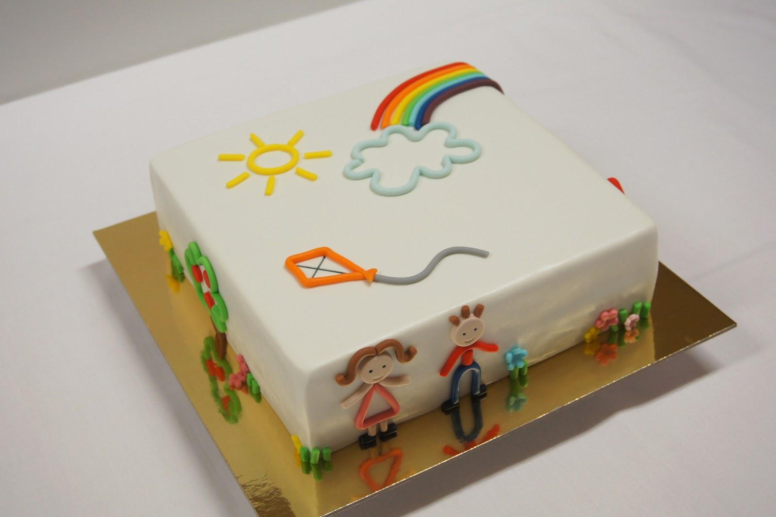 Resultado de imagem para bolo para o dia de crianças 2017