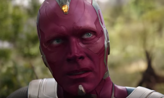 Avengers 4 Shuri did save Vision, in pic - Vision Infinity War still