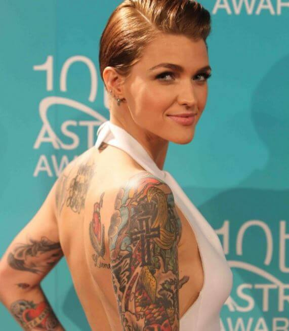 Complete List Of Ruby Rose Tattoos With Meaning 50 Pictures