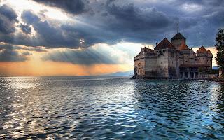 Kasteel Chillon in Zwitserland