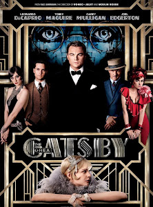 Poster Of The Great Gatsby 2013 In Hindi Bluray 720P Free Download