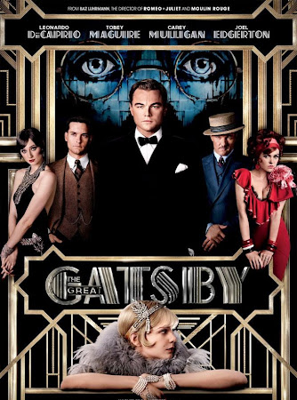Poster Of The Great Gatsby In Dual Audio Hindi English 300MB Compressed Small Size Pc Movie Free Download Only At worldfree4u.com