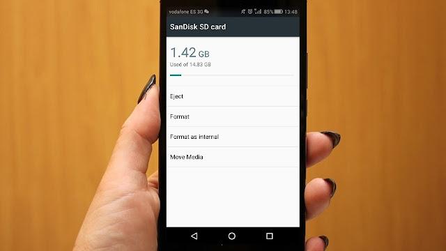 Cara Format Kartu SD Pada Android dan Komputer
