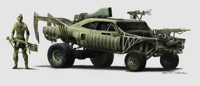 Weta Workshop - Fury Road