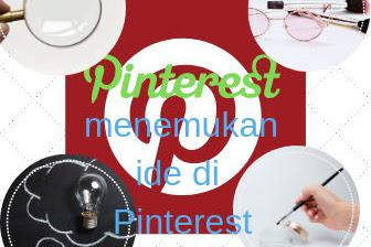 Menemukan dan membuat ide untuk produk kreatif di Pinterest
