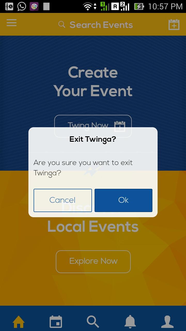 Show a confirmation alert before app close - Ionic Guru