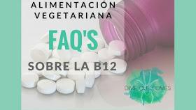 FAQ's sobre la B12, preguntas frecuentes