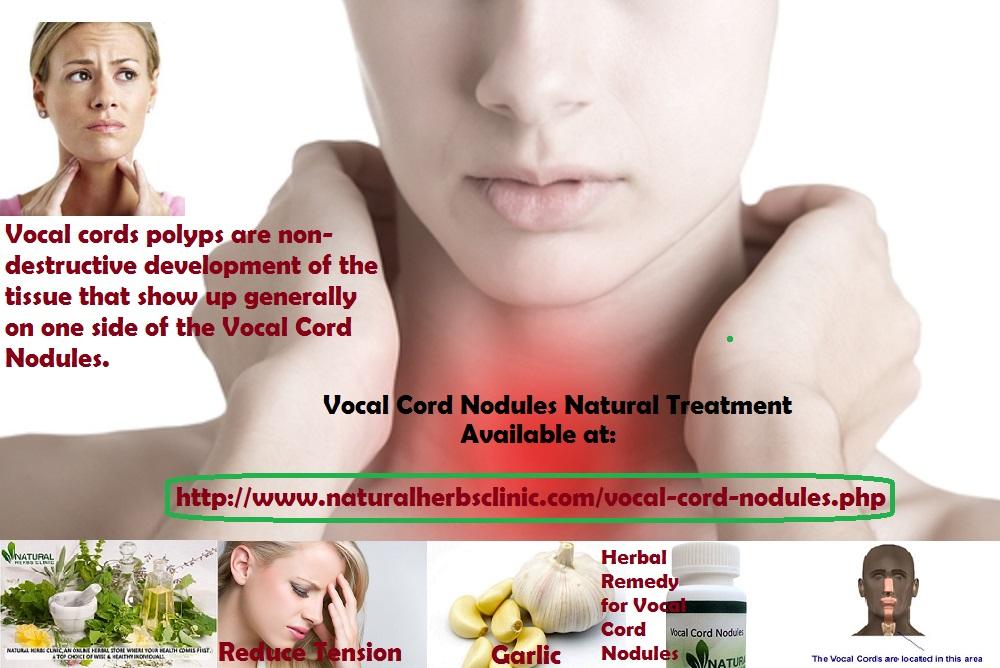 Vocal Cord Nodules Natural Treatment