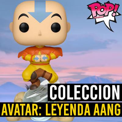 Lista de figuras funko pop de Funko POP Avatar: La leyenda de Aang