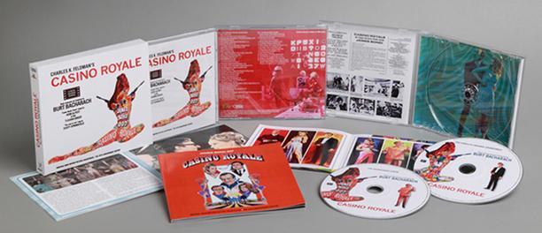 Casino royale 45th anniversary soundtrack