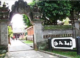 Mengenal Anjungan Bali Taman Mini Indonesia Indah (TMII)