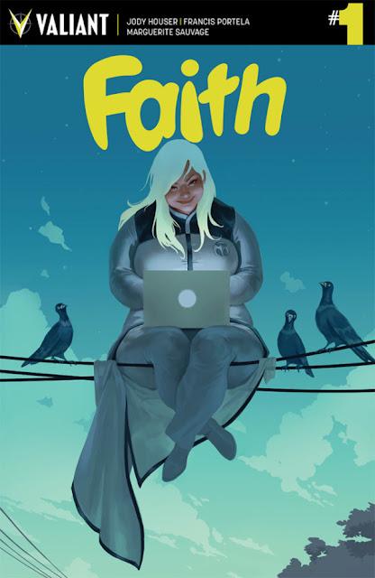 L'Agenda Mensuel - Avril 2017 Livre Faith Comics