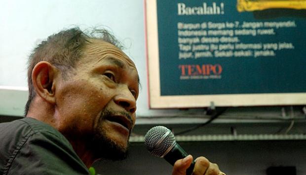 Tokoh Liberal Goenawan Pendiri TEMPO Serang Kivlan Zen, Sebut Pikiran Kivlan Zen Berkarat