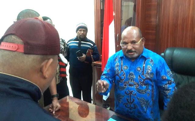 Tahun Depan Papua Dirikan Perusahaan Daerah Kelola Freeport
