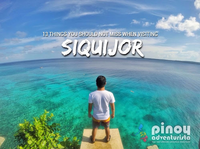 Top Best Things To Do in Siquijor Tourist Spots