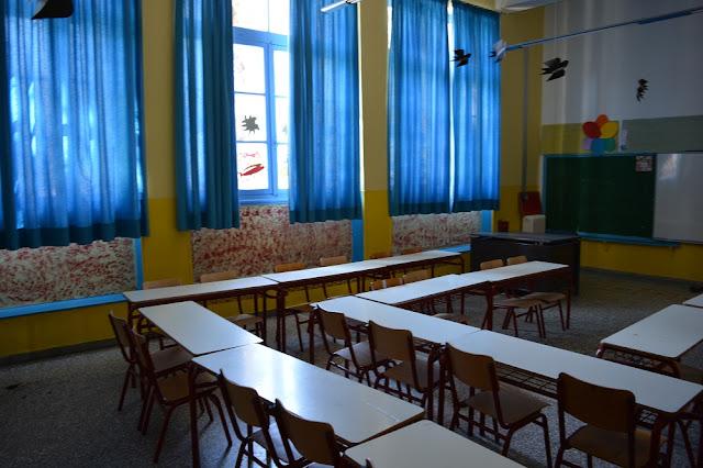 Εκστρατεία εργασιών στα σχολεία ξεκίνησε ο Δήμος Ναυπλιέων