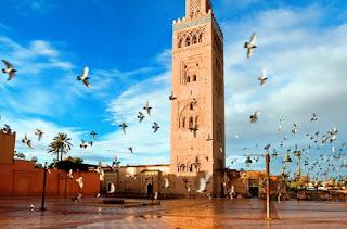 Марракеш в Марокко