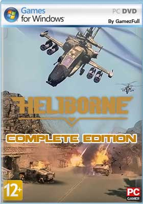 Heliborne Winter Complete Edition [PC] Full [MEGA]