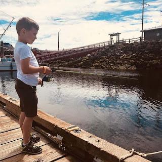 fishing patience