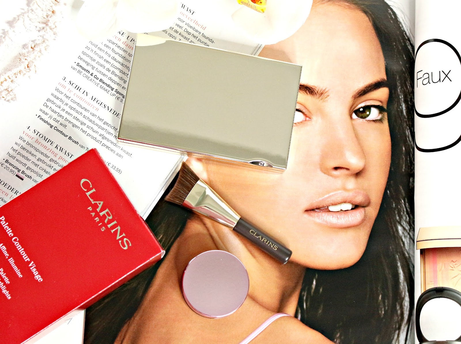 Clarins Contouring Perfection lente look